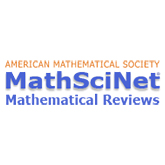 MathSciNet (Mathematical Reviews and Current Mathematical Publications)