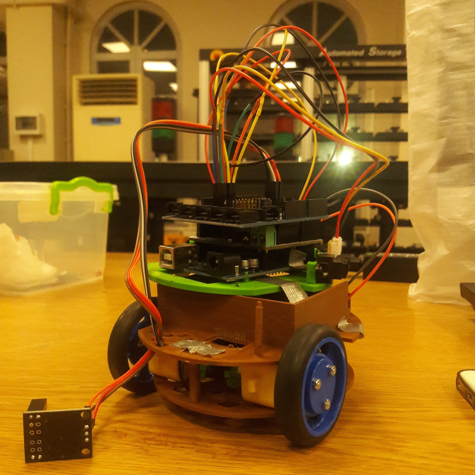 labirent-cozen-robot