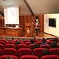 İletişim Fakültesi 2018-2019 eğitim-öğretim yılı açılış dersi kapsamında TÜHİD Yönetim Kurulu Başkanı Gonca Karakaş'ı ağırladı.