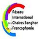 Inauguration de la chaire Senghor de la Francophonie le jeudi 26 avril 2018
