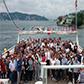 GSÜ çalışanları geleneksel yıl sonu tekne gezisinde bir araya geldi.