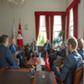 Fransa-Türkiye Parlamentolar Arası Dostluk Grubu Üniversitemizi ziyaret etti