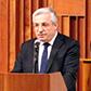 "Paris Büyükelçimiz Dr. İsmail Hakkı Musa tarafından verilen ""Turquie-UE: les liens d"