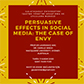 "İşletme Seminerleri: ""Persuasive Effects in Social Media: The Case of Envy"""