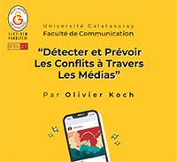 Conférence: Détecter et Prévoir Les Conflits à Travers Les Médias