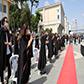 Sosyal Bilimler Enstitüsü Mezuniyet Töreni iki oturum olarak düzenlendi