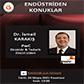 Endüstriden Konuklar – Dr. İsmail KARAKIŞ - Direktör & Tedarik Zinciri Lideri (PwC) - 24 Mayıs 2021 - Pazartesi Saat: 19.00